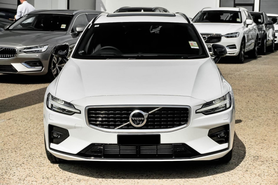 2019 MY20 Volvo V60 F-Series T5 R-Design Wagon Image 3