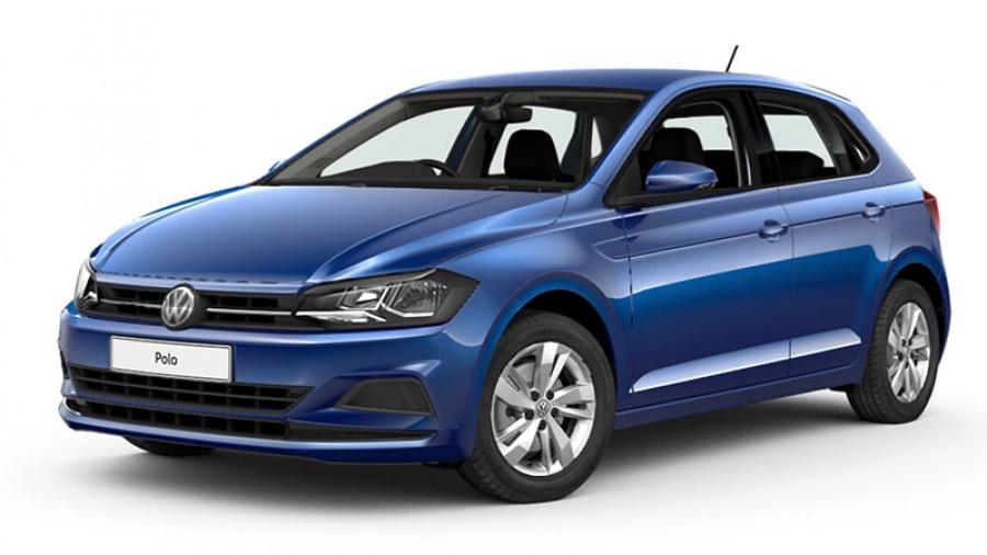 2020 Volkswagen Polo AW Comfortline Hatchback Image 1