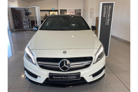 2015 MY06 Mercedes-Benz A-class W176 806MY A45 AMG Hatchback Image 2