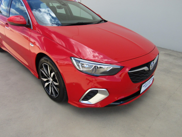 2019 Holden Commodore ZB MY19 RS Wagon Image 3