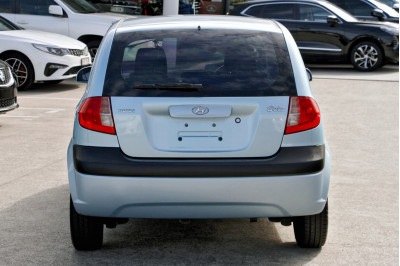 2009 Hyundai Getz TB MY09 S Hatchback Image 5
