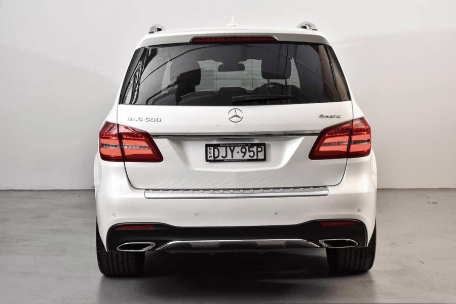 2016 Mercedes-Benz Gls-class GLS500