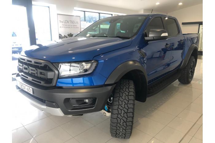 2019 MY19.75 Ford Ranger PX MkIII 2019.7 Raptor Utility