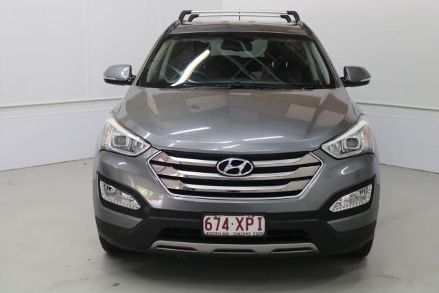 2014 Hyundai Santa Fe DM2 MY15 ELITE Suv Image 2