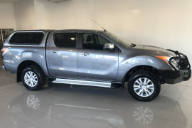 2013 Mazda BT-50 UP0YF1 XTR Utility