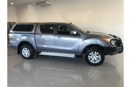 2013 Mazda BT-50 UP0YF1 XTR Utility Image 4