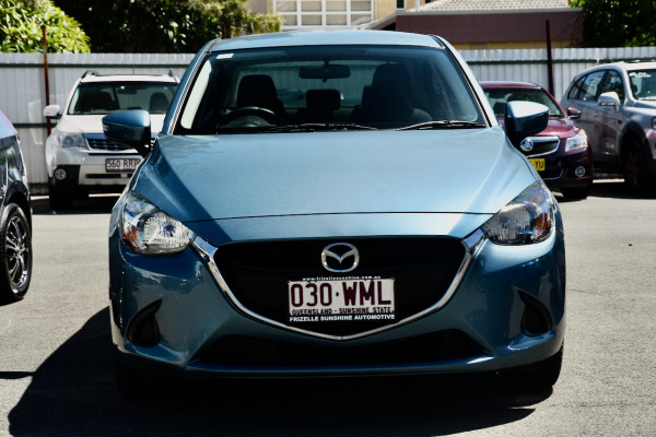 2016 Mazda 2 DL2SA6 Neo Sedan Image 2