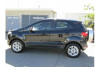 2013 Ford Ecosport BK Titanium Suv Image 4