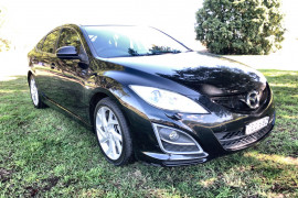 Mazda 6 Luxury Sports GH1052 MY12