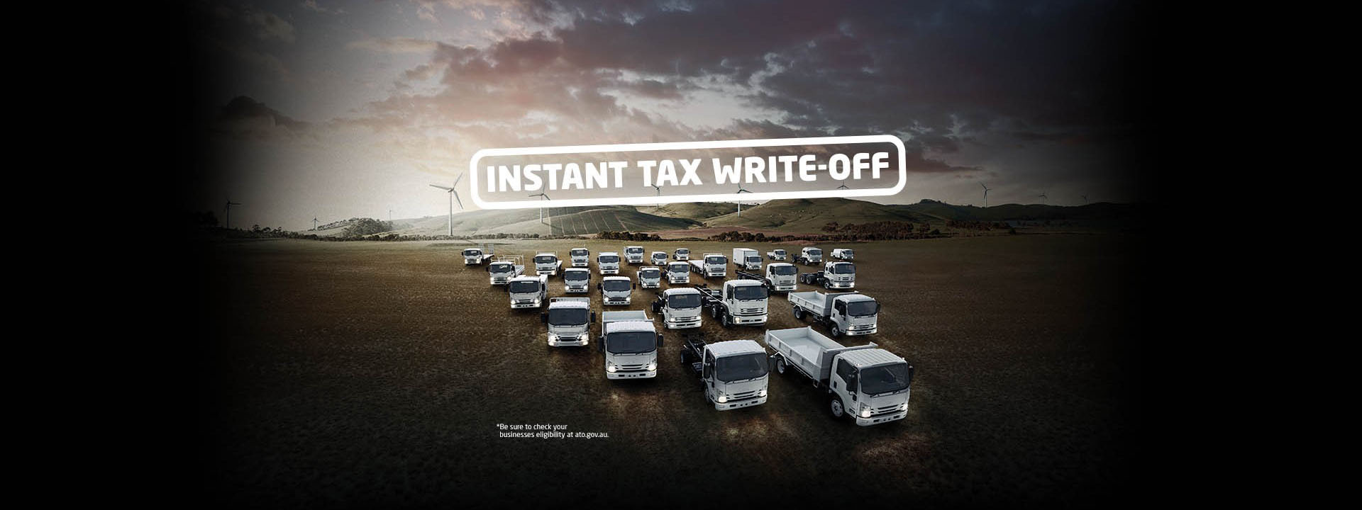 INSTANT TAX WRITE-OFF