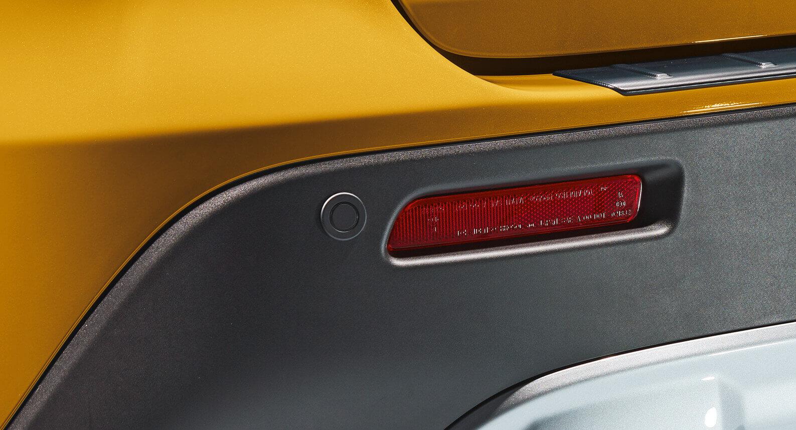 Vitara Parking Sensors - Rear