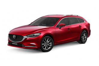 Mazda 6 Touring Wagon GL Series