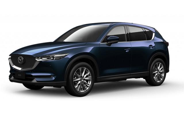 2020 Mazda CX-5 KF Akera Suv
