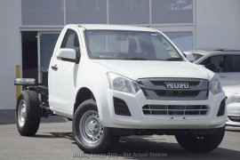 Isuzu UTE D-MAX 4x2 SX Single Cab Chassis High-Ride MY18