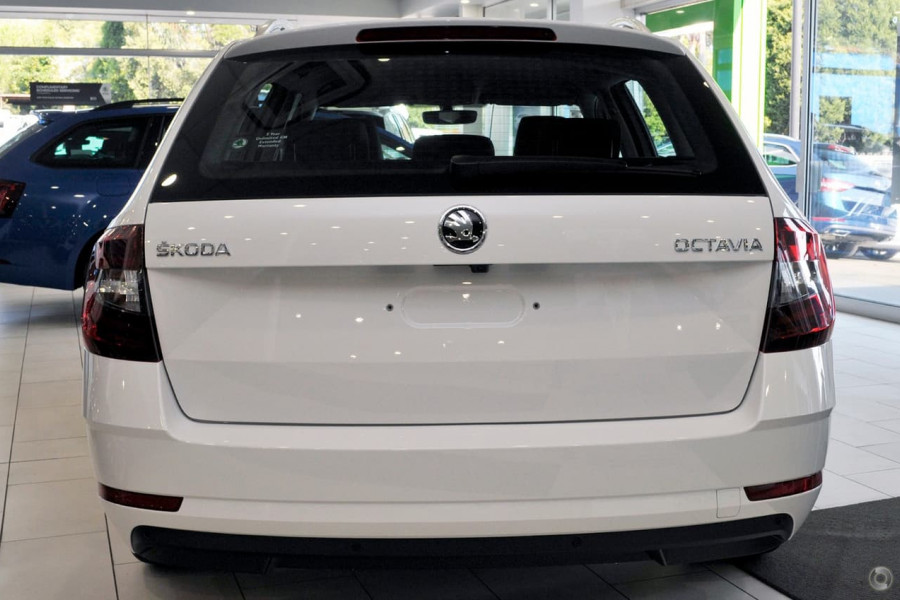 2018 Skoda Octavia NE Wagon Wagon