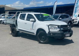 Holden Colorado LS Crew Cab RG MY15