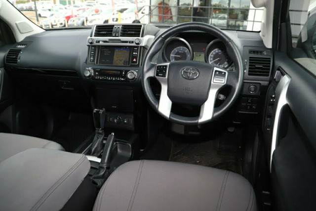 2016 Toyota Landcruiser Prado GDJ150R GXL Suv Image 18