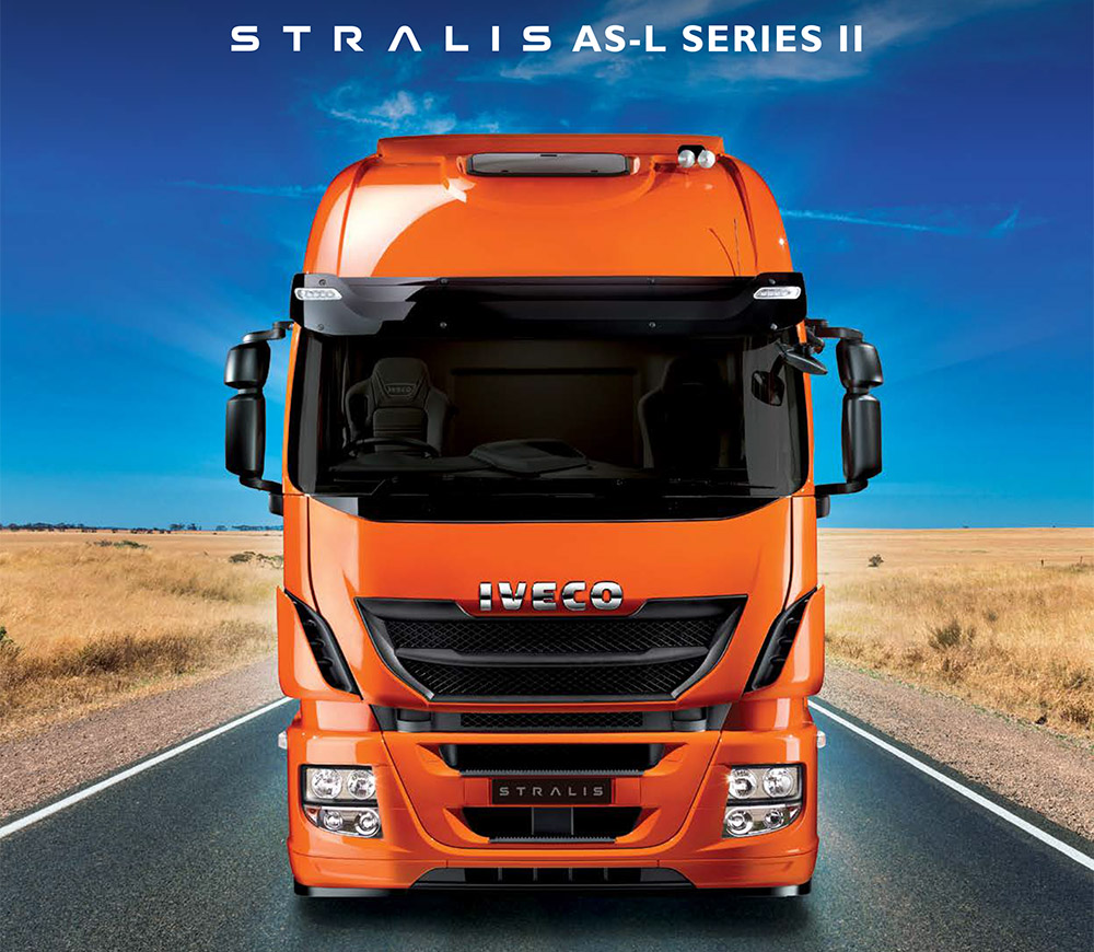 Stralis AS-L Series II Prime Mover