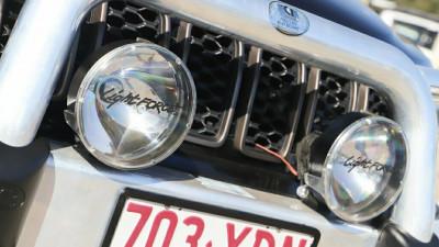 2016 Jeep Grand Cherokee WK MY16 75th Anniversary Suv Image 3