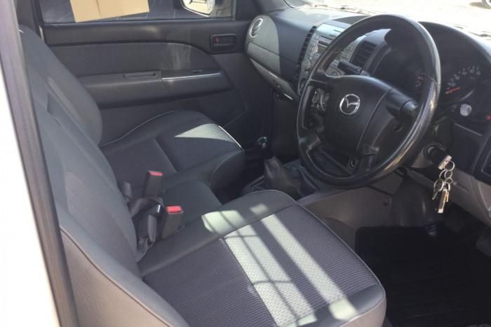 2011 Mazda BT-50 UNY0W4 DX