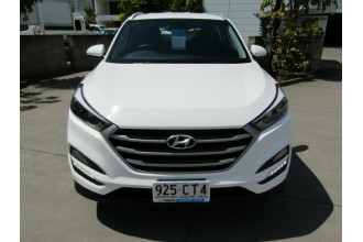 2018 Hyundai Tucson TL2 MY18 Active 2WD Suv Image 2