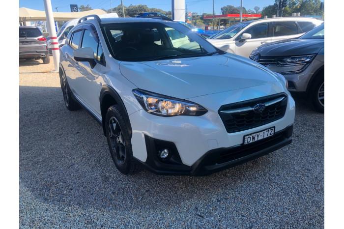 2018 MY19 Subaru Xv G5X MY19 2.0i Suv