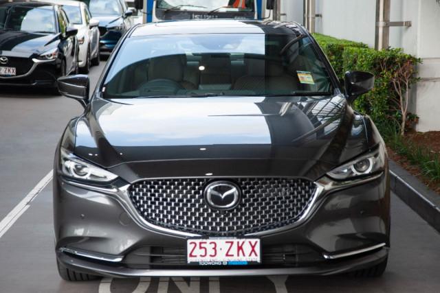 2019 Mazda 6 GL Series Atenza Sedan Sedan Image 4