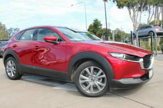 Mazda CX-30 G25 SKYACTIV-Drive i-ACTIV AWD Touring DM4WLA
