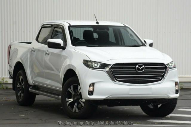 2020 MY21 Mazda BT-50 TF XTR 4x4 Pickup Utility