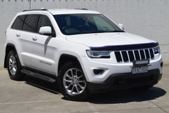 Jeep Grand Cherokee Laredo WK MY15