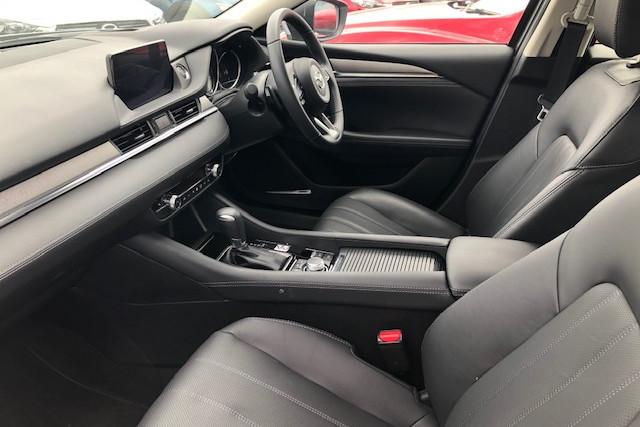 2018 MY19 Mazda 6 GL Series Touring Sedan Sedan Image 6