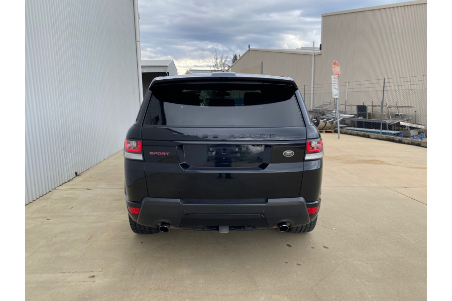 2016 Land Rover Range Rover Sport L494 S/Charge V6SC HST Suv