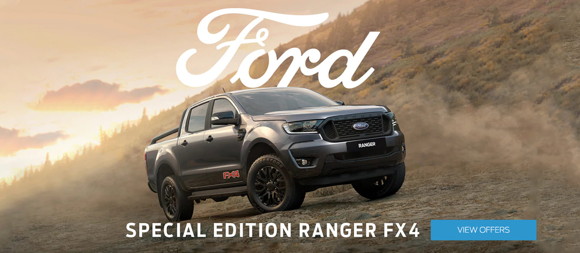 Special Edition Ford Ranger FX4