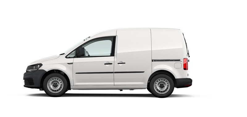 Caddy Van Short Wheelbase 6 Speed DSG
