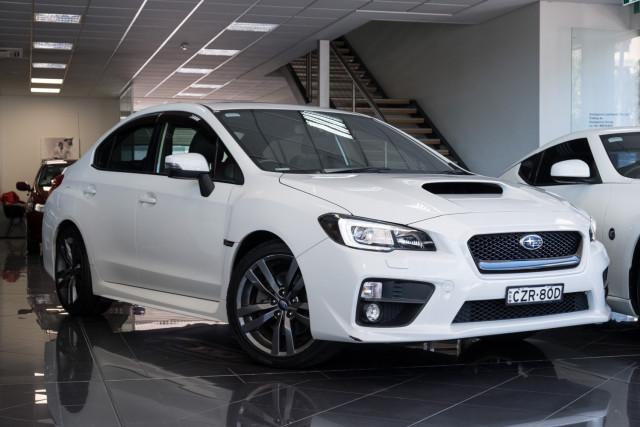 2015 Subaru WRX V1  Premium Sedan