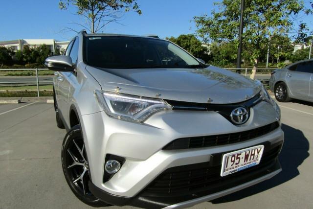 2015 Toyota RAV4 ZSA42R GXL 2WD Suv