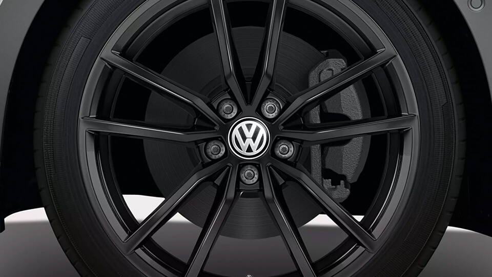 "19"" Pretoria alloy wheel"