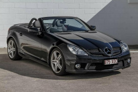 Mercedes-Benz SLK300 R171 MY10