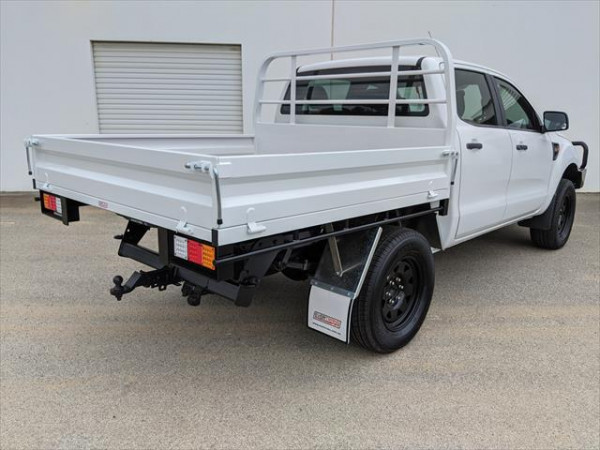 2014 Ford Ranger PX XL Cab chassis - dual cab