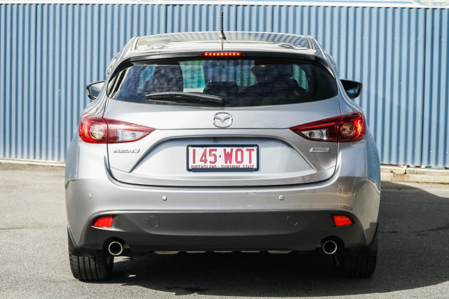2016 Mazda 3 BM Series SP25 Hatchback Image 4