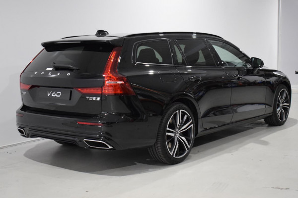 2020 Volvo V60 (No Series) MY20 T5 R-Design Wagon Image 4