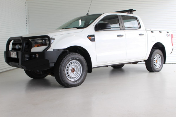 2015 Ford Ranger PX MKII XL Crew cab Image 4