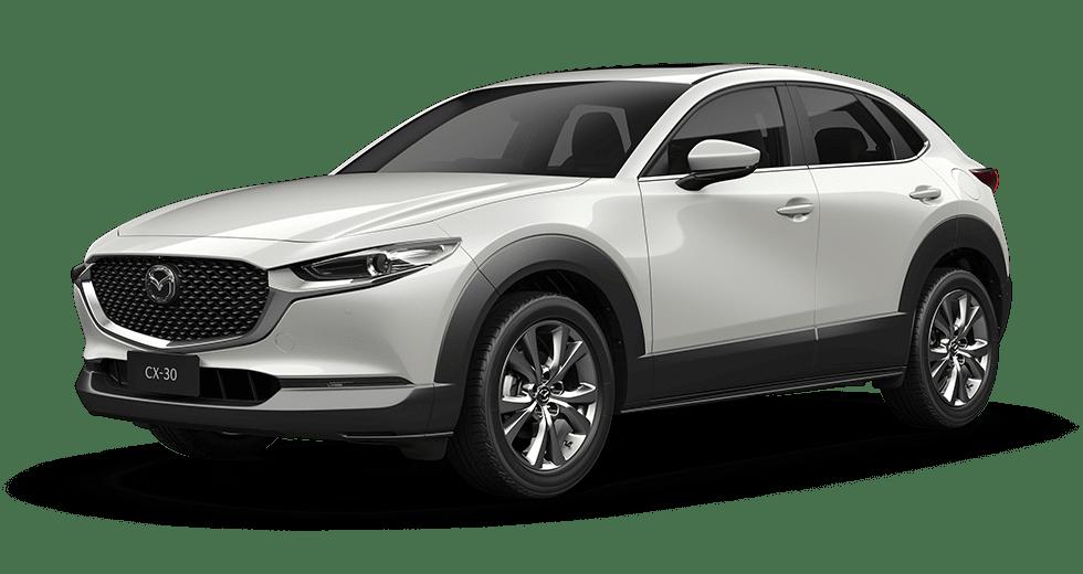 Mazda CX30 <br>G25 Astina <br>PERSONAL | BUSINESS