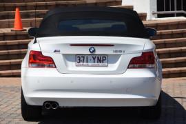 2012 MY11 BMW 125i E88 LCI MY0911 125i Convertible Image 4