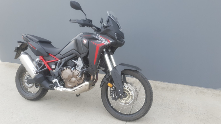 2020 Honda CRF1100AL2 TEMP 2020 Africa Twin Motorcycle Image 10