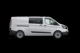 2021 MY21.25 Ford Transit VN Custom 340L DCiV Van Image 2