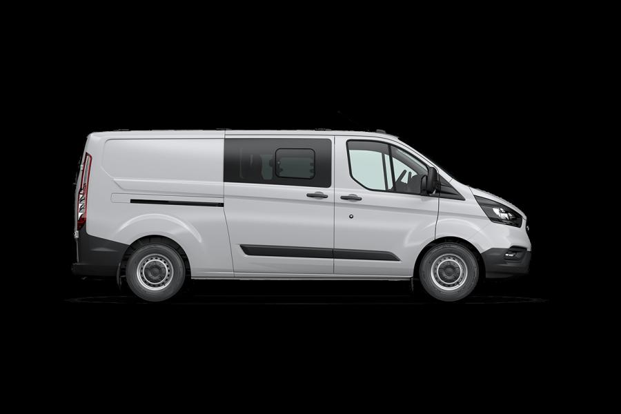2021 MY21.25 Ford Transit VN Custom 340L DCiV Van