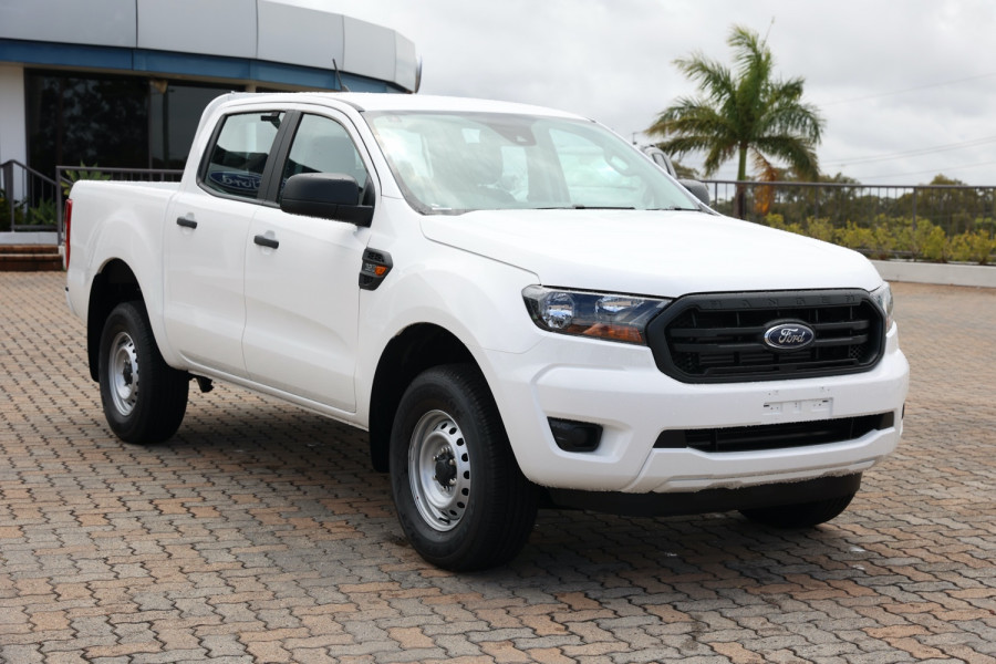 2020 MY20.75 Ford Ranger PX MkIII XL Double Cab Utility Image 1