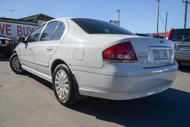 2003 Ford Fairmont BA Sedan Image 4