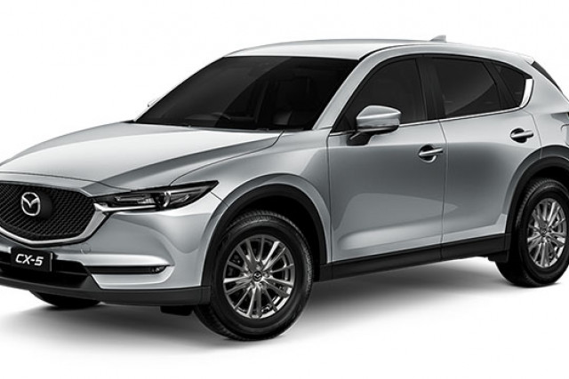 2019 Mazda CX-5 KF2W7A Maxx Sport Other